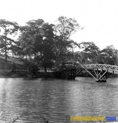 Ward's Lake, Shillong (1948)