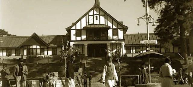 Assembly House, Shillong (1948)