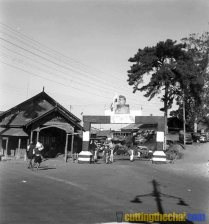 Police Bazar, Shillong (1948)