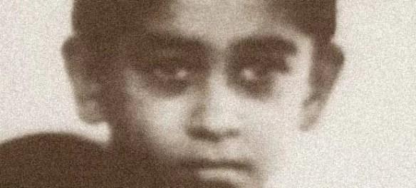 Childhood and first wedding photos of Kishore Kumar