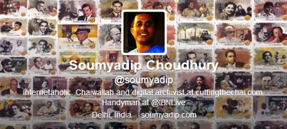 Soumyadip Twitter