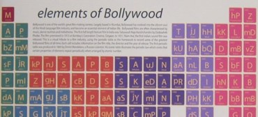 Elements of Bollywood - The Bollywood periodic table