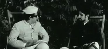 Amitabh Bachchan's first ever scehe from Saat Hindustani