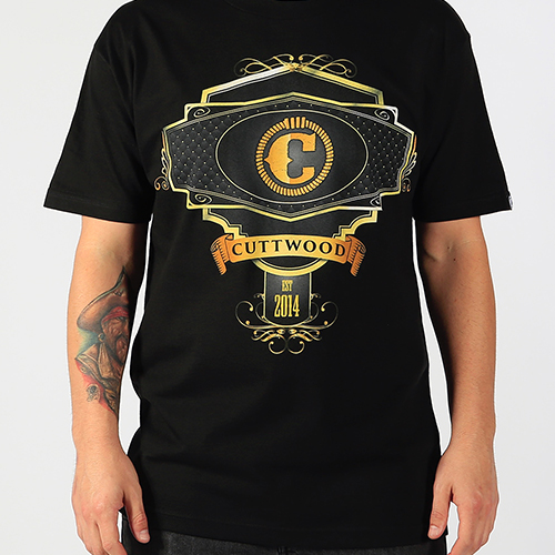 Cuttwood Royalty Men's Tee