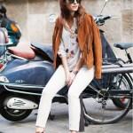 36 Ideas Para Combinar Tu Chaqueta Cafe De Cuero O Gamuza Cut Paste Blog De Moda