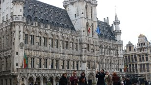 Gran Place Bruselas