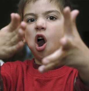 child discipline for using profanity