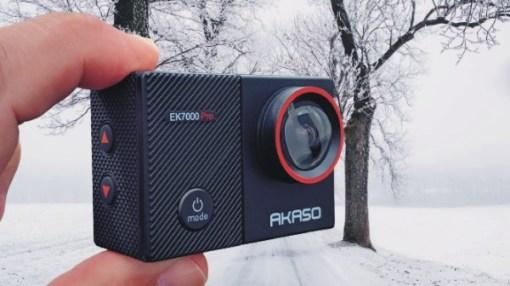AKASO EK7000 Pro 4K Touch Screen Action Camera
