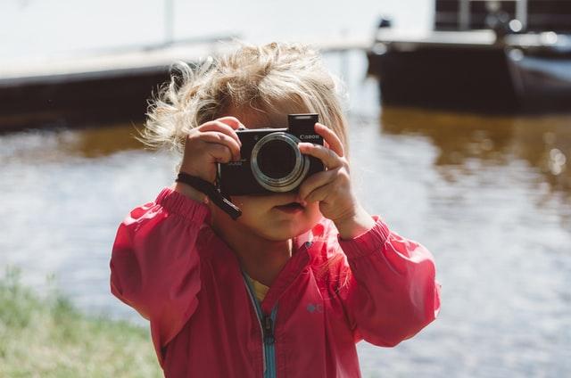 Best Waterproof cameras for kids