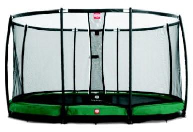 BERG Oval Trampoline