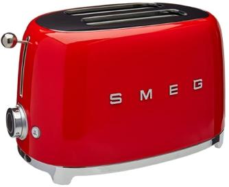 Smeg TSF01RDUS Toaster