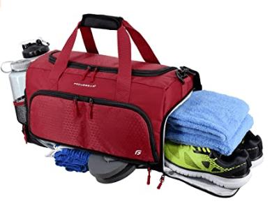 Ultimate Gym Bag that fit in lockers