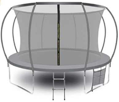 aotob 12ft trampoline review