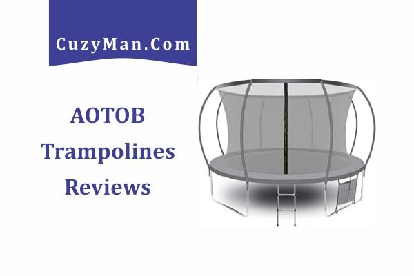 AOTOB Trampoline Review