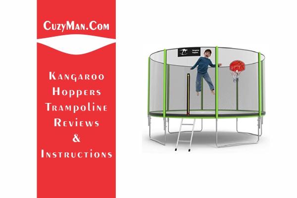 Kangaroo Hoppers Trampoline Review