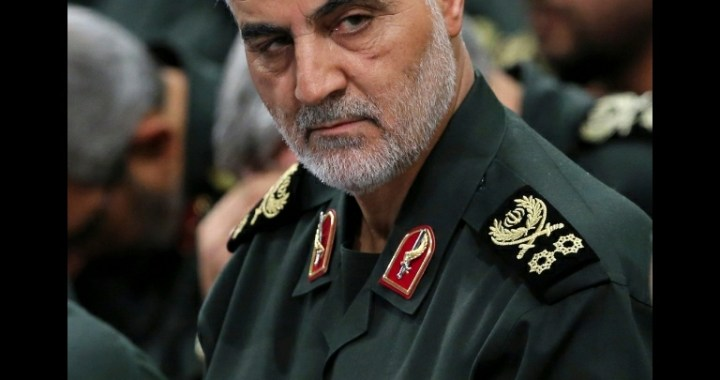 The Death of General Qassem Soleimani and Old Europe's Fear.