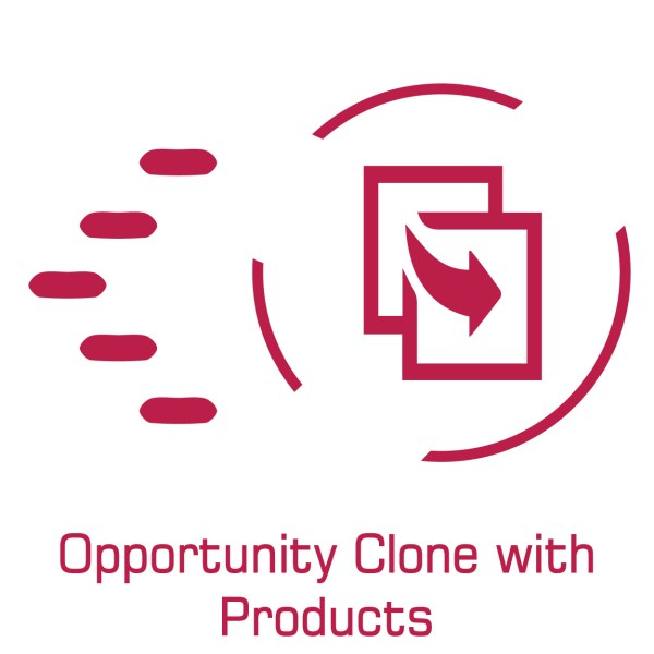 Opportunity Clone with Products
