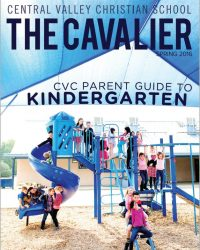 CVC parent guide to kindergarten