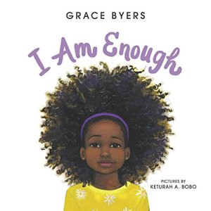I am Enough Novel by Grace Buyers