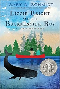 Lizzie Bright and Buckminster Boy Novel