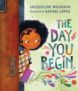 The Day you Begin Novel