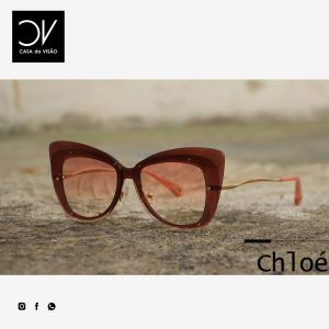 Chloe Dree cat-eye