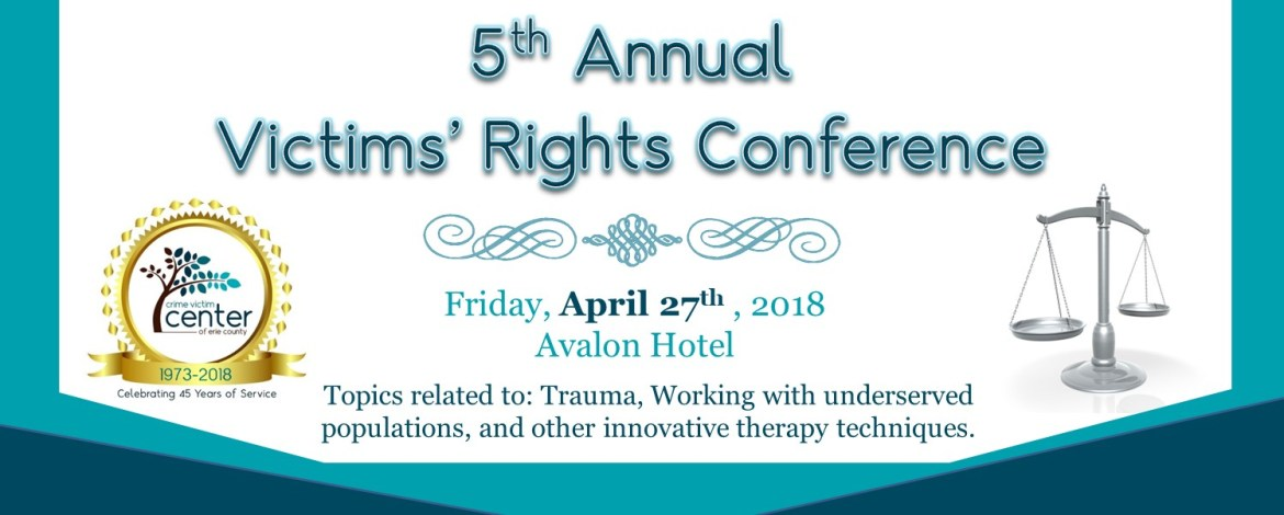 Virctims' Rights Conference