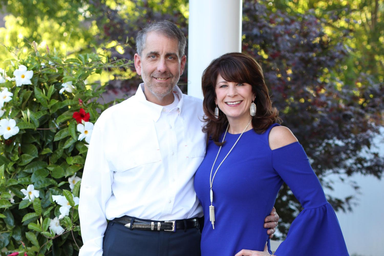 John and Nancy Hilbert