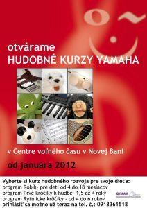 Hudobný kurz Yamaha