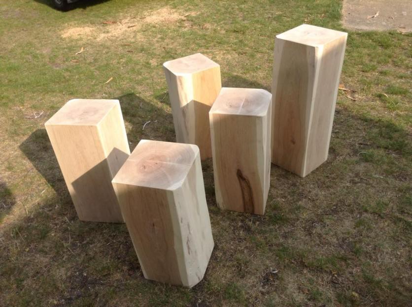 Sitzklötzer