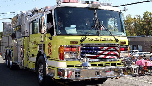 2007 American LaFrance Tower Ladder to be replaced