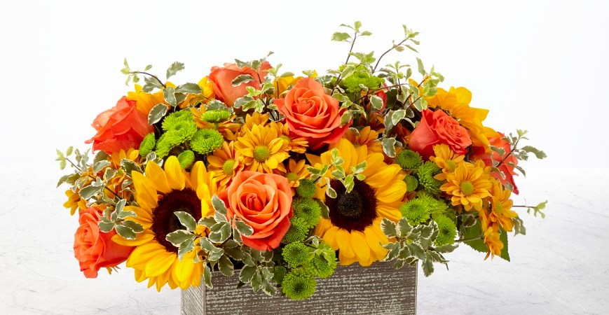 Fabulous Fall Flowers