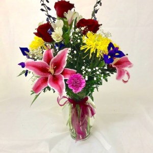 Valentine, Flowers