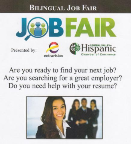 2018 Bilingual Job Fair