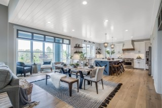 Eclectic Modern-Mix Farmhouse