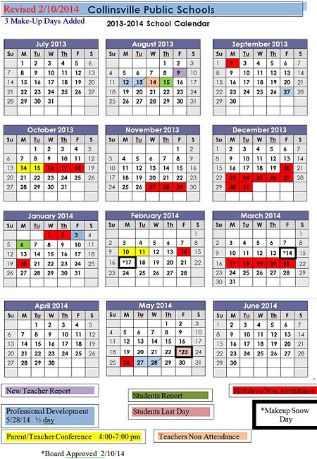 University Alabama 2014 Calendar