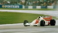 Senna at Silverstone '92