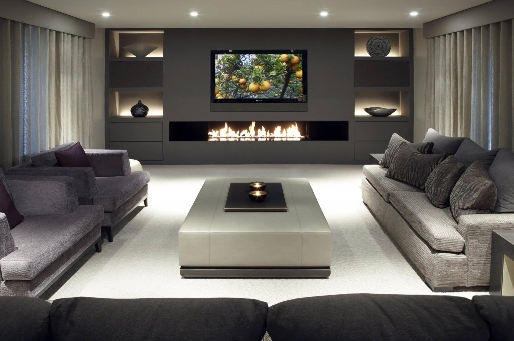 Fire Wave TV Above