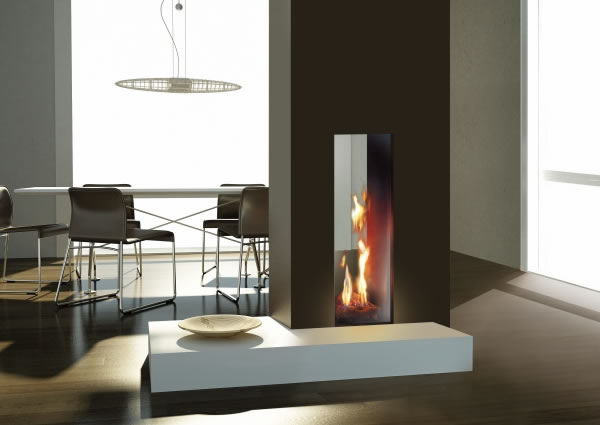 ROMA TALL Balanced Flue Gas Fire – Image Gallery