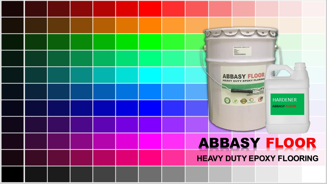 katalog warna cat epoxy