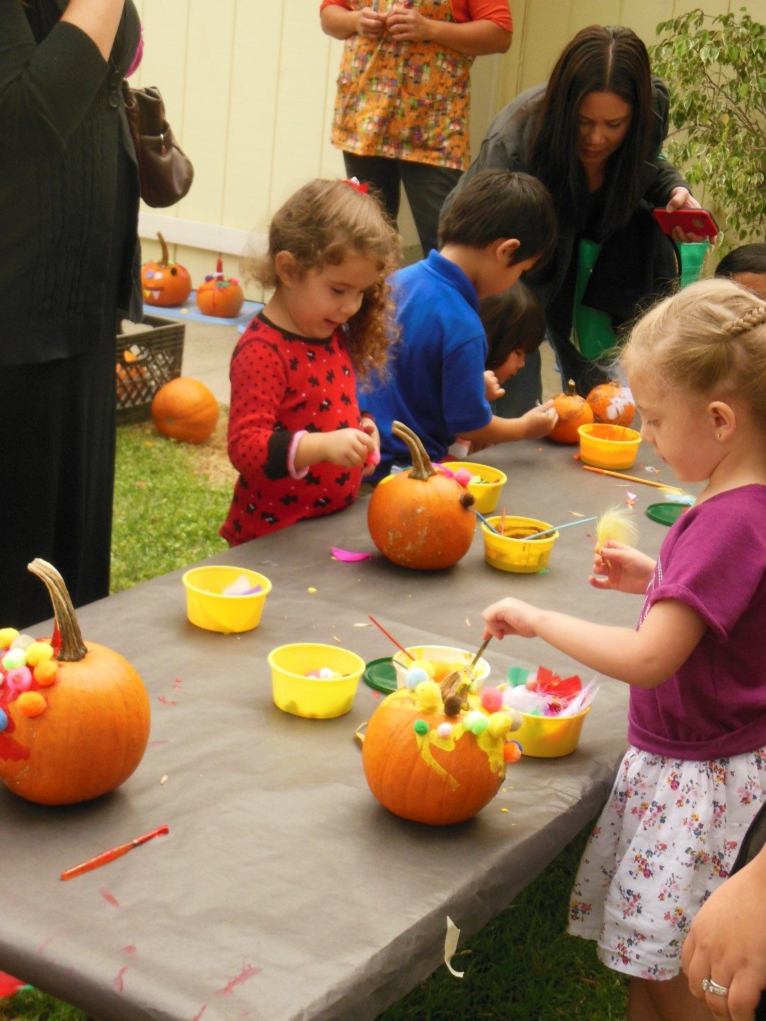 Preschool Fall Festival Fun