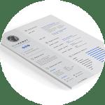 CV Origin timeline Interactive resumes