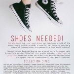 We Need Your SHOES!