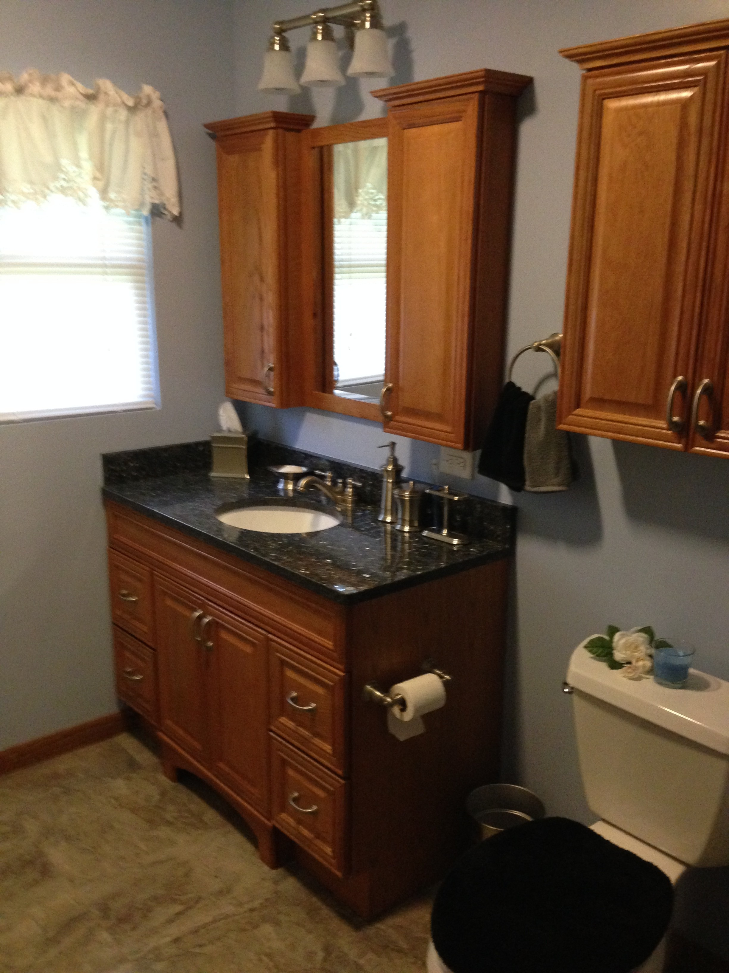 Bathroom Remodeling project in MN