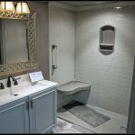 Minneapolis, MN walk in shower replacement project. MN shower replacement company, Bathroom remodeling MN.