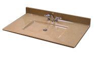 Tahoe Style Vanity Sink