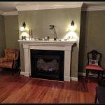 Hardwood flooring, fireplace, home remodeling