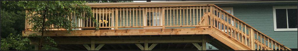 Cedar Deck Contractors