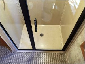 mildew free shower, Onyx Collection bathroom remodeling
