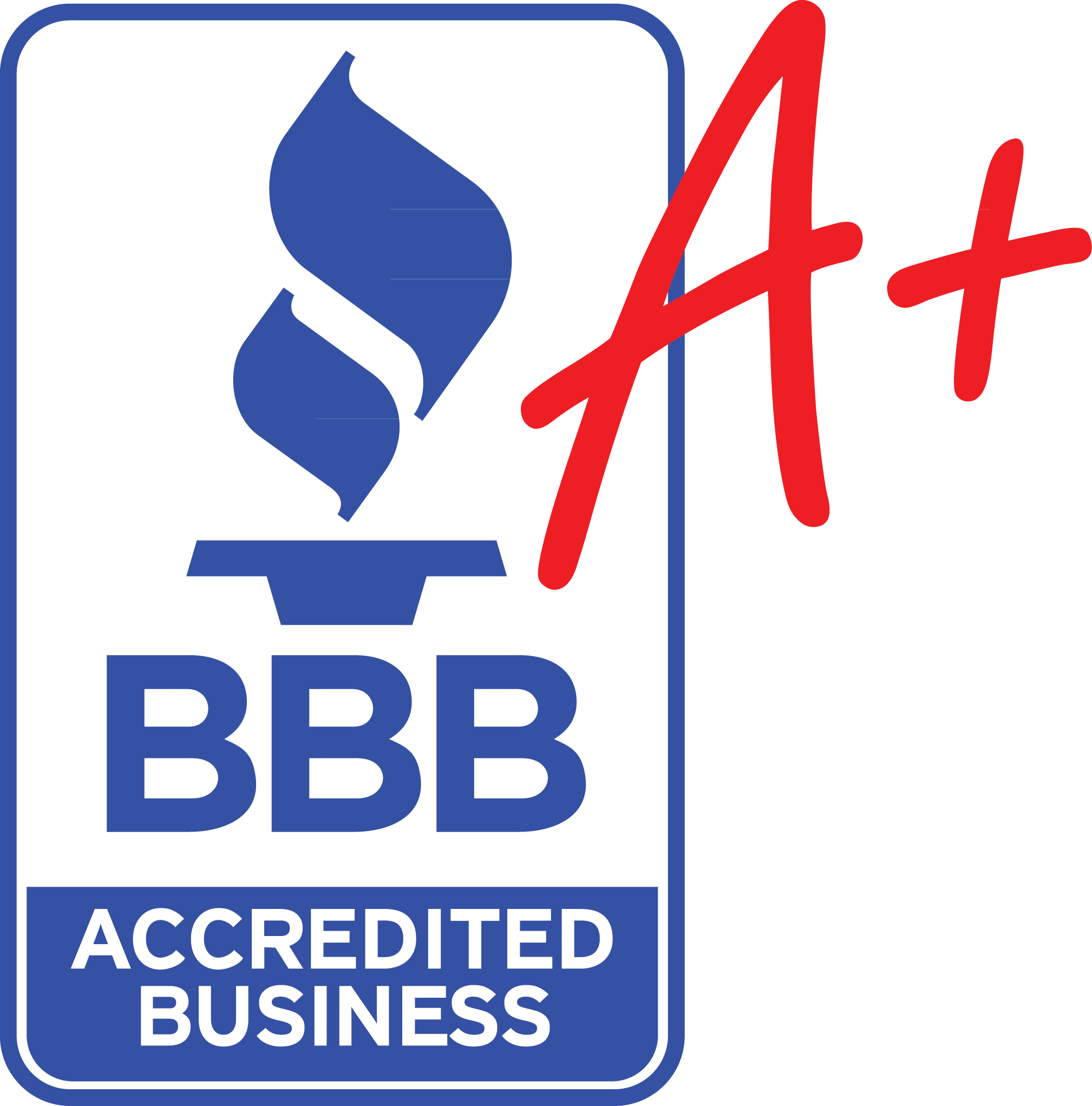 better business A plus rating